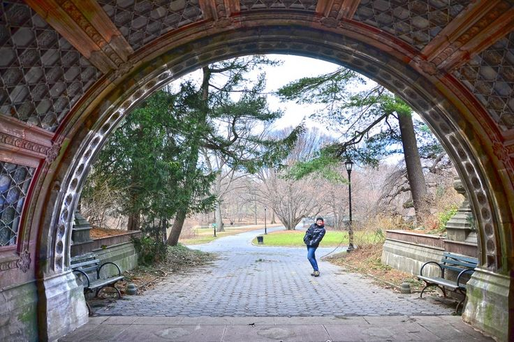 Lose yourself on Prospect Park's many winding paths and bridges http://www.nyhabitat.com/blog/2015/08/17/top-ten-parks-new-york/
