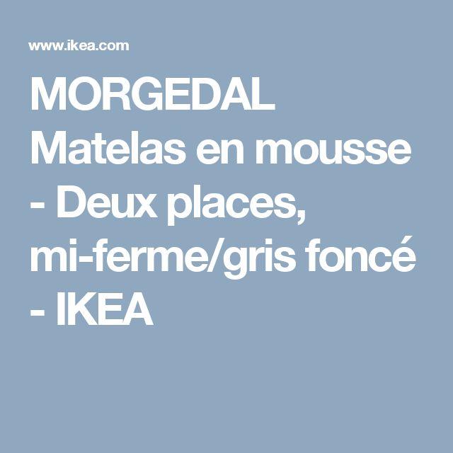 Les 25 meilleures id es de la cat gorie matelas ikea sur for Matelas en mousse double ikea