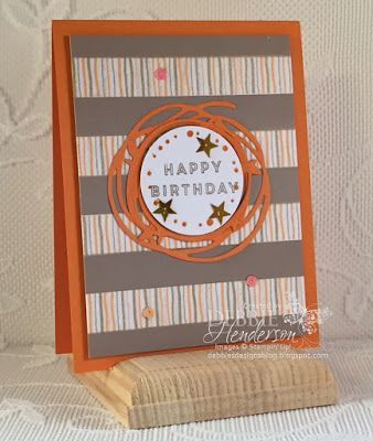 Stampin Up! Paper Pumpkin June 2016 Kit alternative projects. Sign up for the July kit before July 10th to receive monthly directions from me to create alternative projects. My Paper Pumpkin store is listed on my blog. Debbie Henderson, Debbie's Designs.