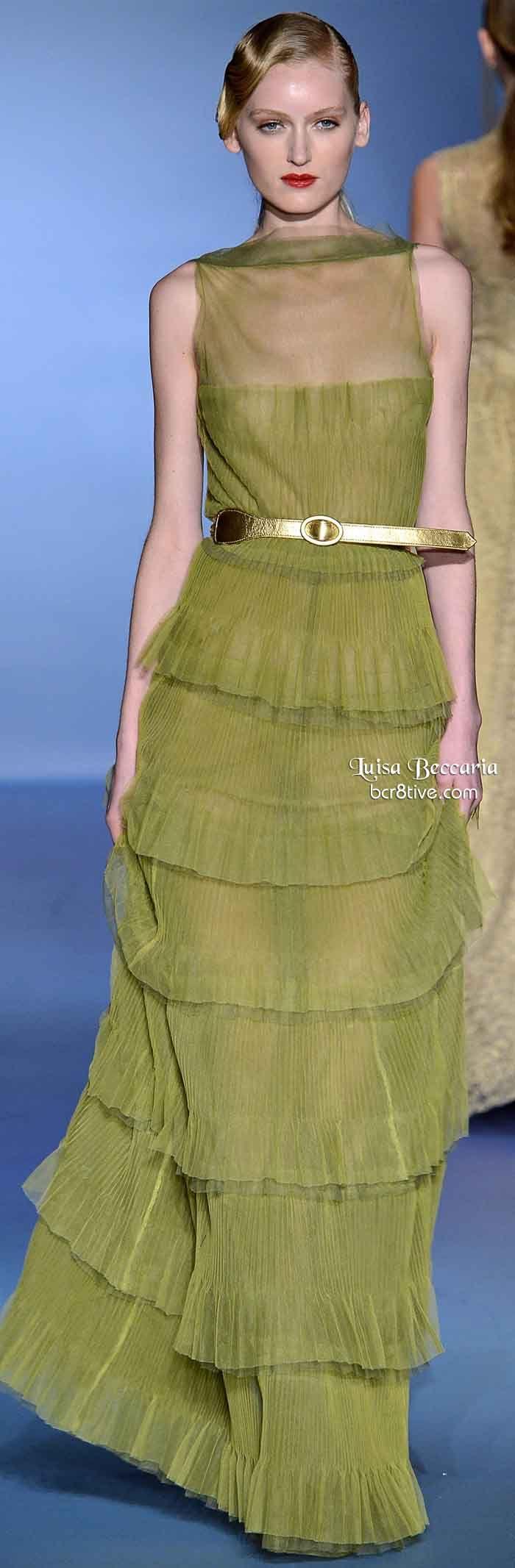 Farb-und Stilberatung mit www.farben-reich.com - Luisa Beccaria Winter 2013-14