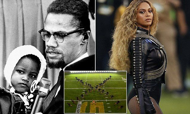 Beyonce's Super Bowl halftime show may have been offensive to some but the singer could not be happier with her work and the family of Malcom X 'absolutely loved' the tribute to their father.