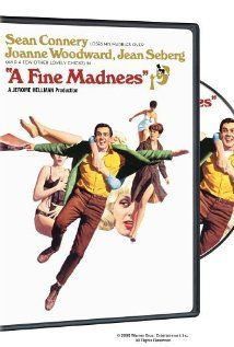 A Fine Madness (1966) Sean Connery's performance highlights bipolar hypersexuality and anger and aggression. Note that this movie was made before lithium made its 1970s comeback in the US and so the treatment suggested is a lobotomy.
