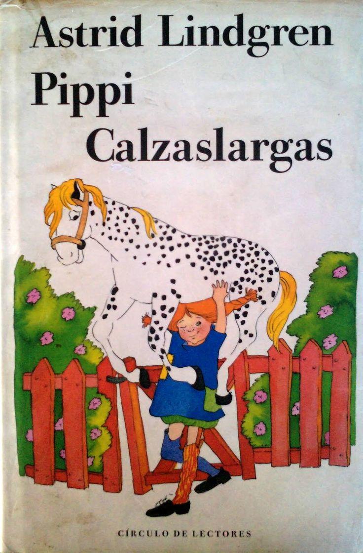 Pippi Calzaslargas, Astrid Lindgren