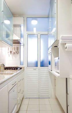 Porta Articulada ou Porta Camarão - Clique Arquitetura