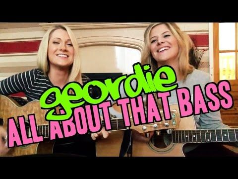 """All About That Bass Geordie Cover! - Meghan Trainor Parody """"All Aboot The Toon"""" - YouTube"""