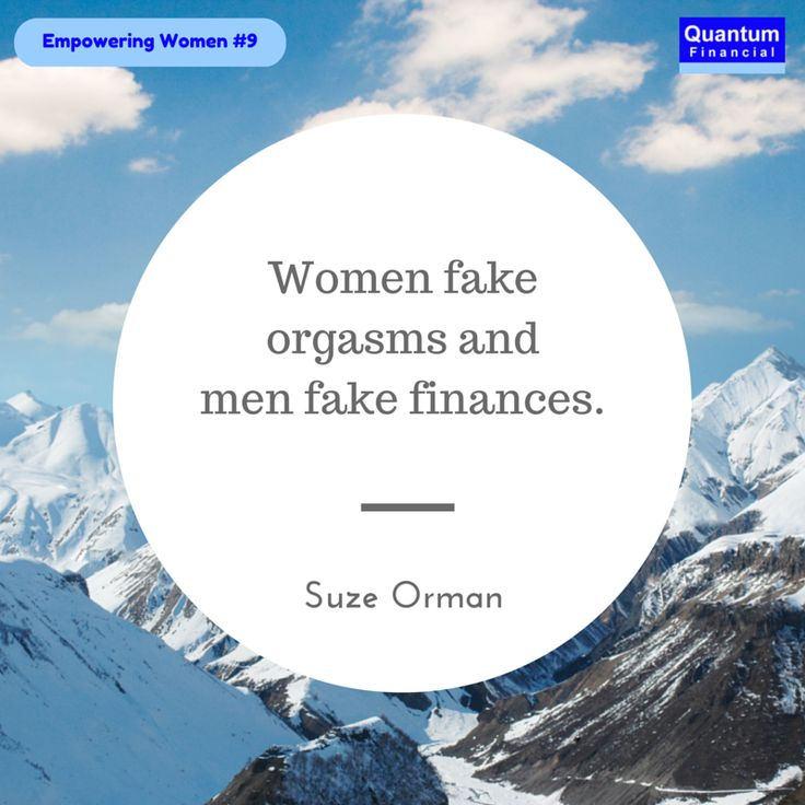 Let's Empower Women to make smart financial decisions. Claire Mackay's favourite thoughts from inspirational women. #SMSF #9