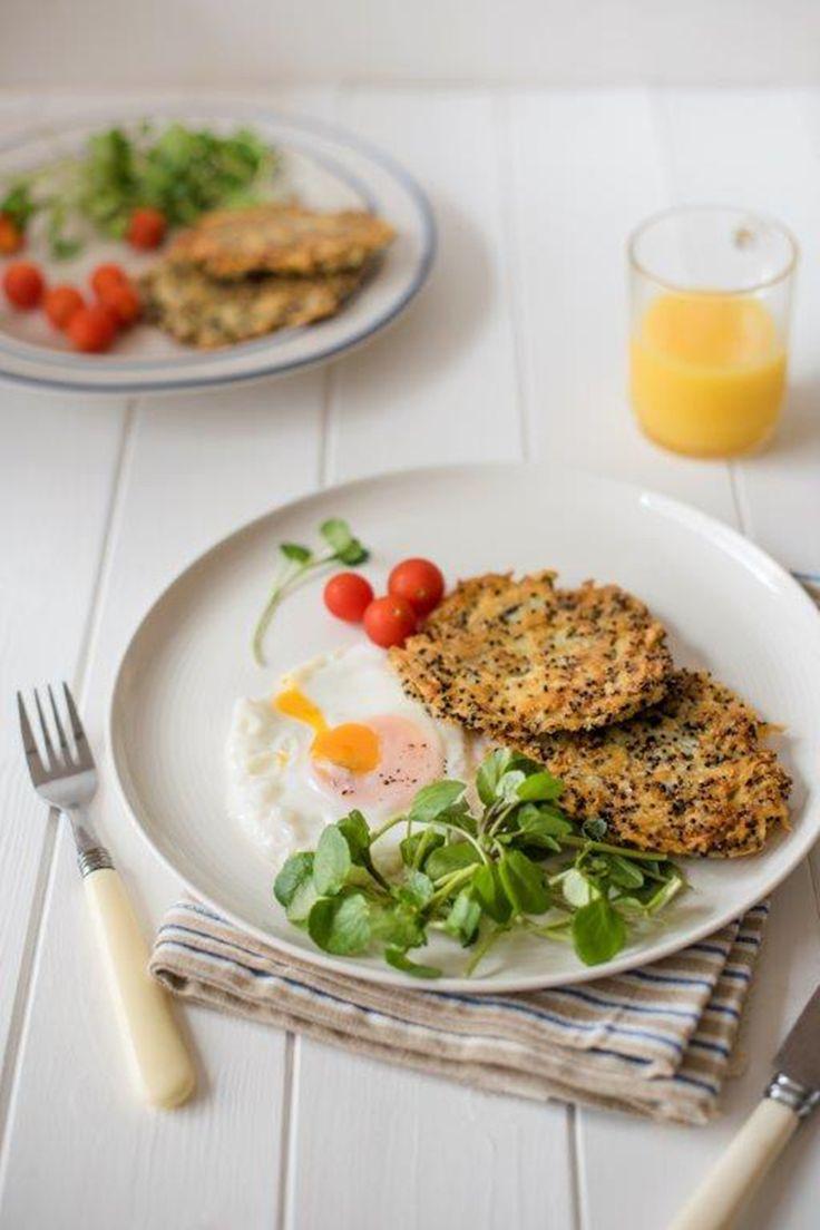 Petit-déjeuner de Quinoa et de Pommes de terre