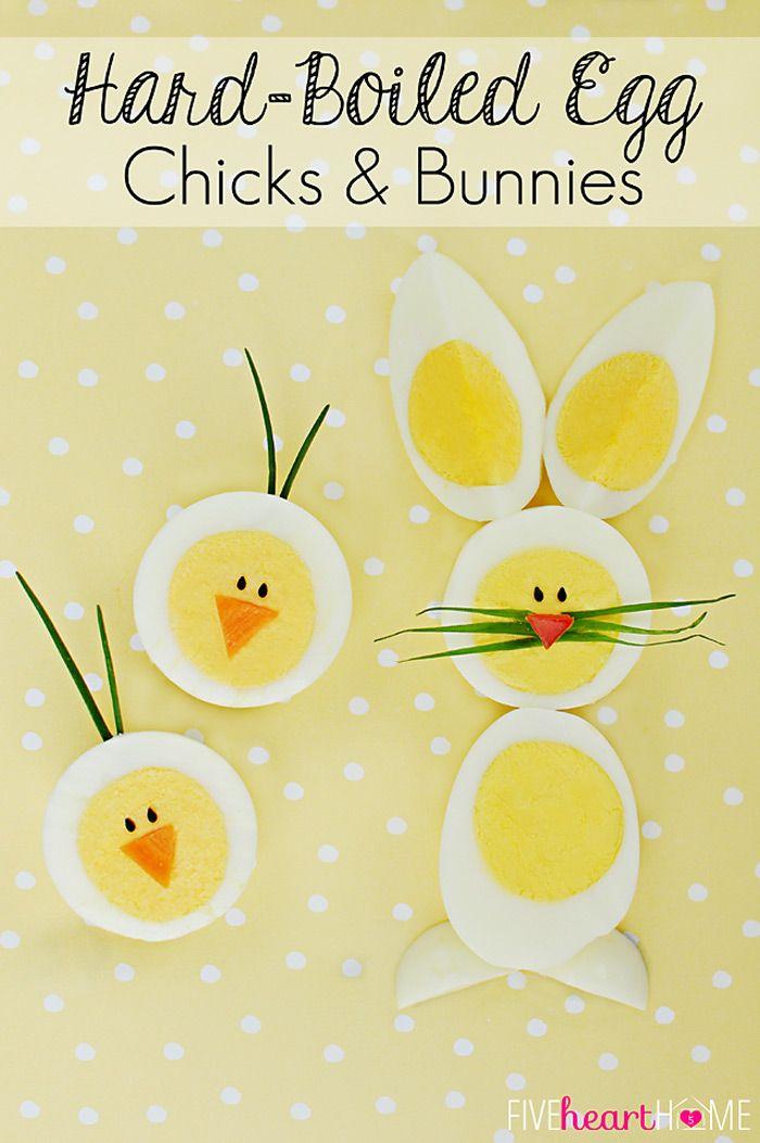 Tojás nyuszi és a tojás csibék tuti feldobják a reggeli tányérodat