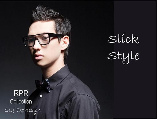 Guys take note! Super Slick Style as featured in our latest RPR collection.