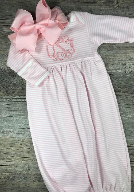 efe9109a2abb Baby Girl Coming Home Outfit