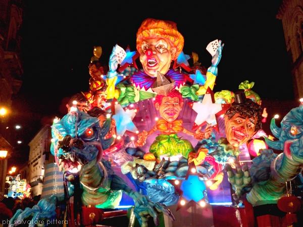 Carnevale di Acireale 2013