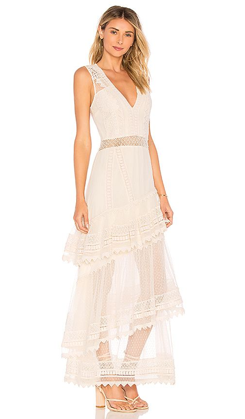 4f2e8d9148fa House of Harlow 1960 x REVOLVE Valence Dress in Natural | REVOLVE ...