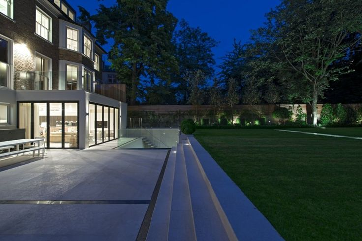Architecture and interior design firm SHH have completed the West London House in London, England.