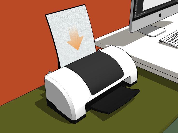 IMPRIMIR EN TELA..Deja de comprar ese costoso papel para transferir sobre tela y hazlo tu mismo, usando papel para congelar y un pedazo de tela. Imprimir sobre tela puede resultar fácil si sigues cuidadosamente estos pasos y si utilizas tinta fresca en tu ...