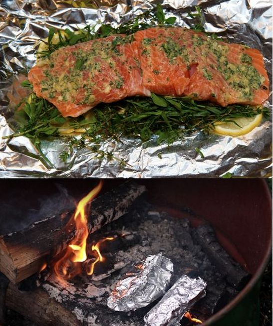 Camping Food Ideas In Foil: 27 Best Girl Scout Camp Food Images On Pinterest