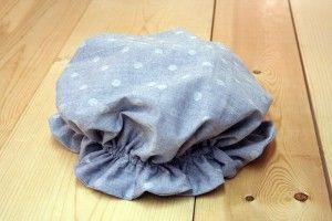 寝ている間に髪の毛がサラサラに!!ナイトキャップの作り方 | clocomi DIY
