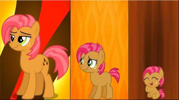 3 Babs Seed's by *Macgrubor on deviantART   My little pony ...