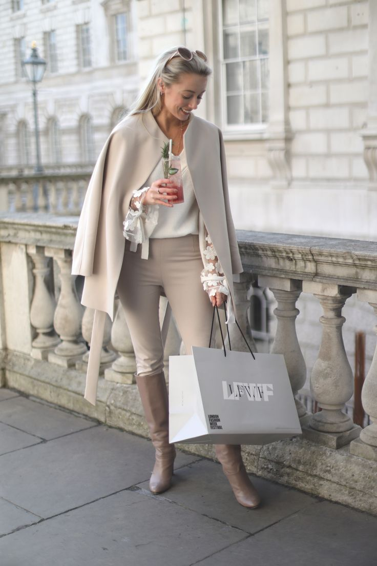 Outfit Details // Coat by Reiss   Trousers by Reiss   Top by French Connection    Boots by LK Bennett   Necklace by Astrid & Miyu   Earrings by Monica Vinader    Sunglasses…