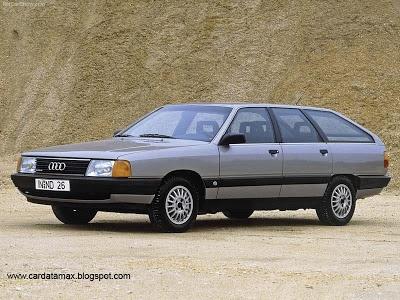Audi 100 Avant quattro (1984)