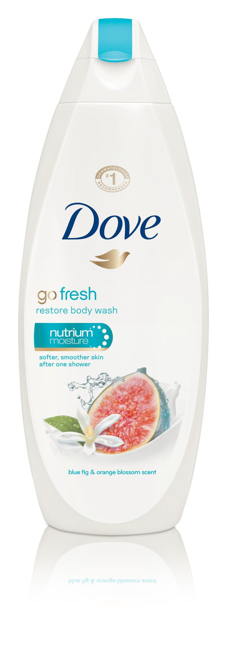 Dove body wash print ad for Best soap to wash tattoo