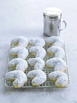 Kourabiedes  http://gourmettraveller.com.au