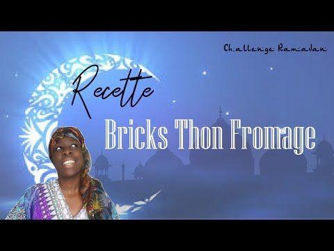 Pliage des samoussas bricks au thon - Baia Recette Ramadan - YouTube