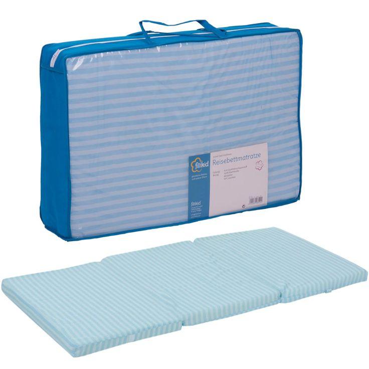 FILLIKID-Reisebettmatratze-Tasche-120x60cm-Reisebett-Baby-Kinder-Matratze-Bett