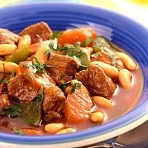Vegetable and Veal Stew
