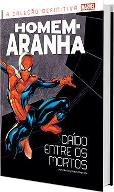 Homem-Aranha Graphic Novels Salvat - A Coleção Definitiva