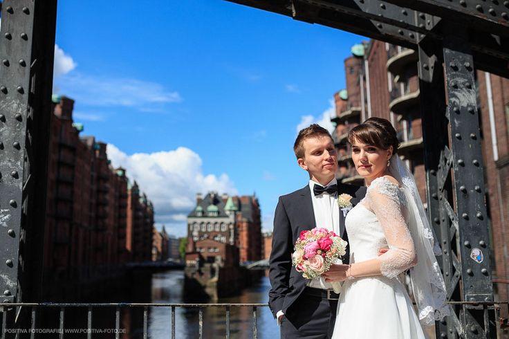 Hochzeit von Julia und Walerij in Hamburg und Lüneburg - Vitaly Nosov &…