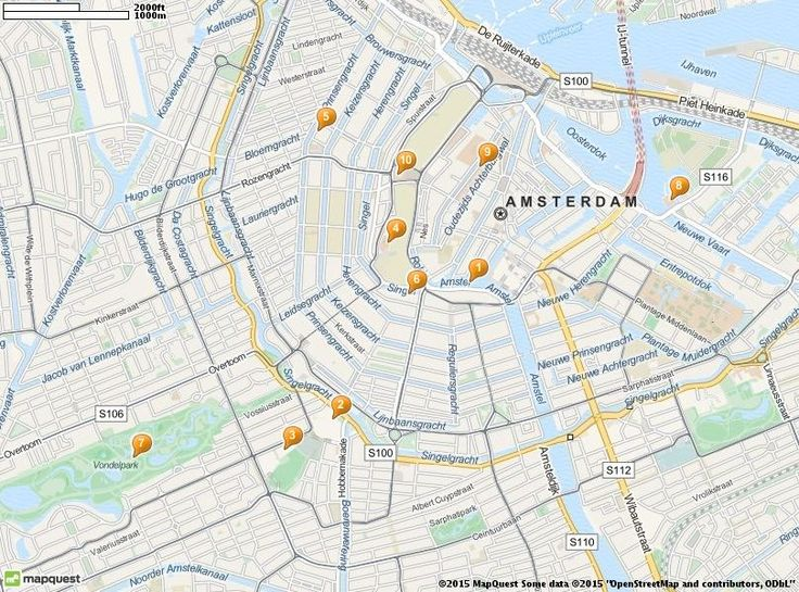 10 Top Tourist Attractions in Amsterdam – Touropia Travel Experts