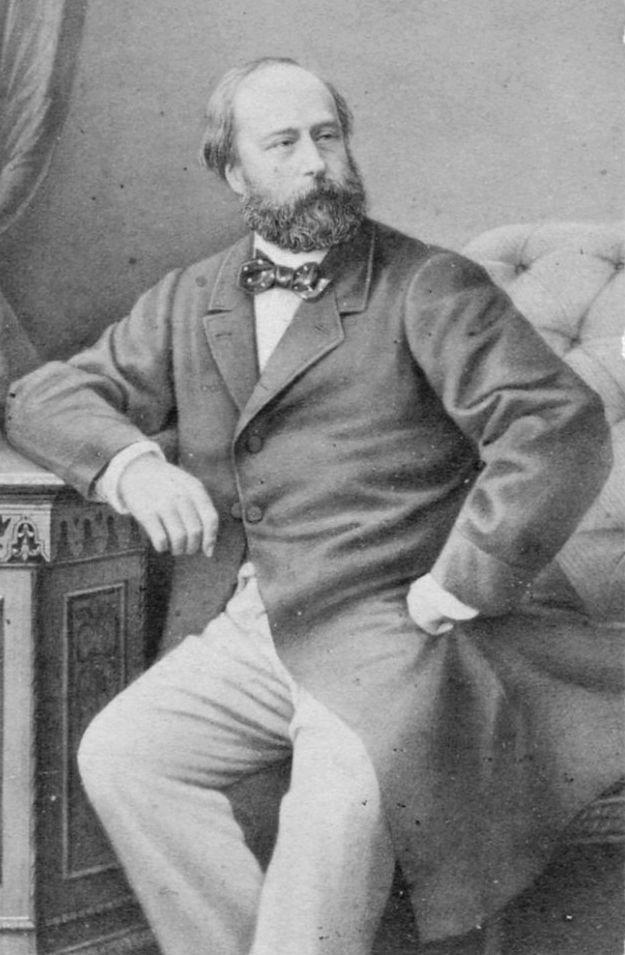 Henri, comte de Chambord.