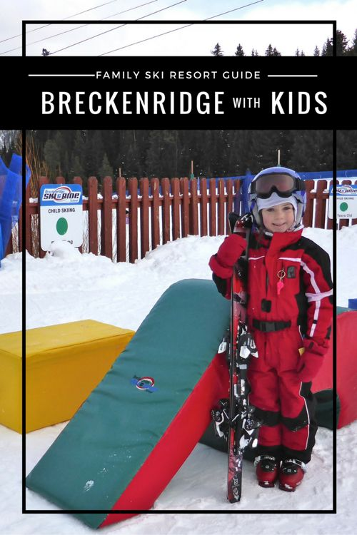 Tips for a Breckenridge Ski Trip with Kids. Suggestions for family-friendly hotels, kid friendly restaurants, things to do with kids off the mountain and more.