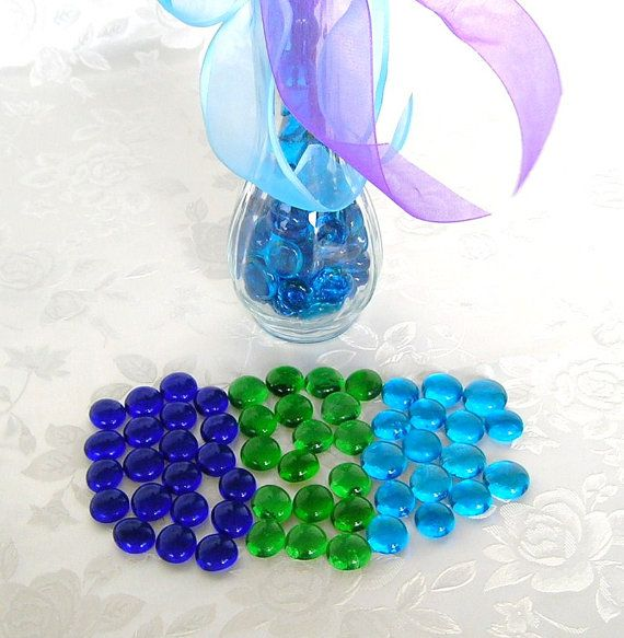 I can make this myself!!!! Peacock Wedding Table Centerpiece Decoration in by sljbridal, $30.00