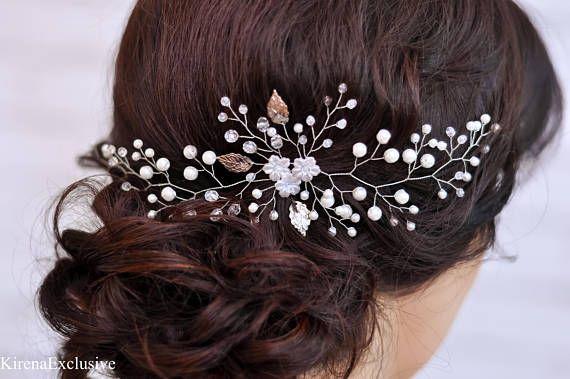 Strass zendspoel bruids haar stuk bruiloft hoofdband Crystal
