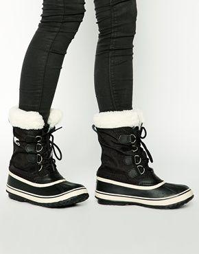 cute Sorel boots