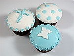 baby christening cake ideas fondant cupcakes inspired by michelle cake designs