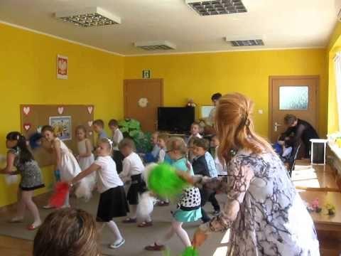 PAPAYA- DZIEŃ MAMY I TATY - przedszkole w Wieleniu - YouTube