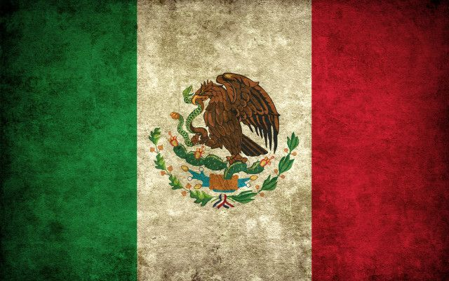 Mexico Flag Wallpaper Free Download