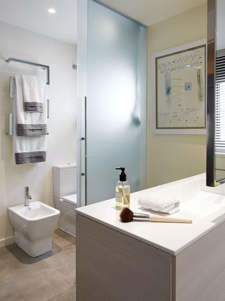 Molins Interiors // arquitectura interior - interiorismo - decoración - dormitorio - suite - principal - baño