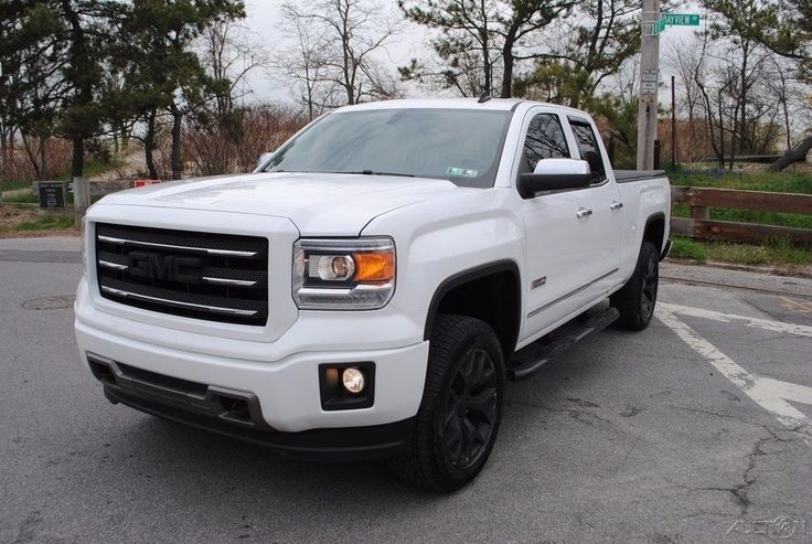 All Terrain Package 2014 GMC Sierra 1500 SLE 4×4