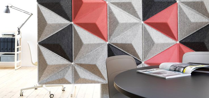 Aircone Soundabsorbing Ceiling Panels