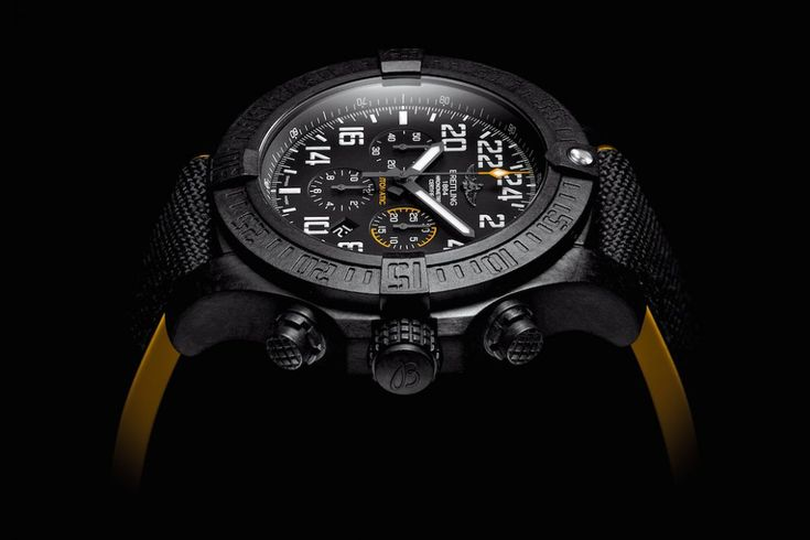 Breitling Avenger Hurricane Watch | The Coolector