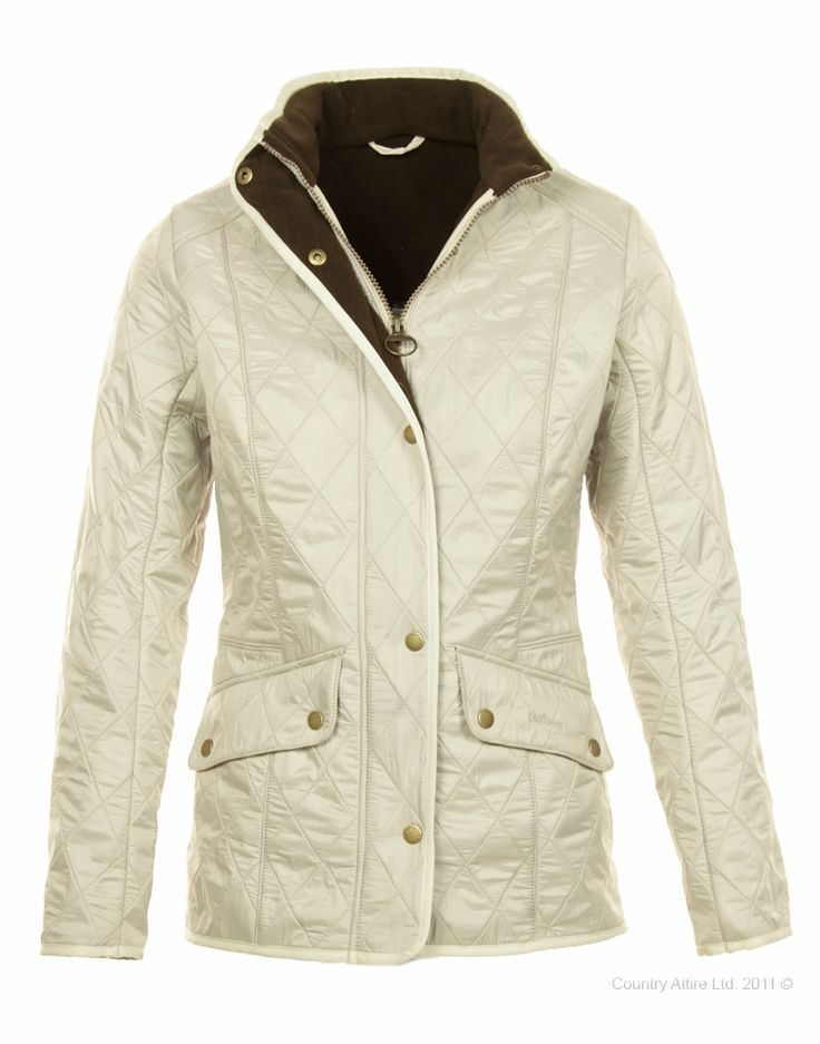 Barbour ladies' grace polarquilt jacket dark navy lqu0067ny91