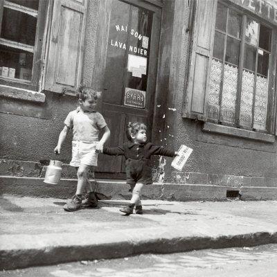 Rue Marcellin Berthelot, Choisy-Le-Roi, c.1945 Taidevedos