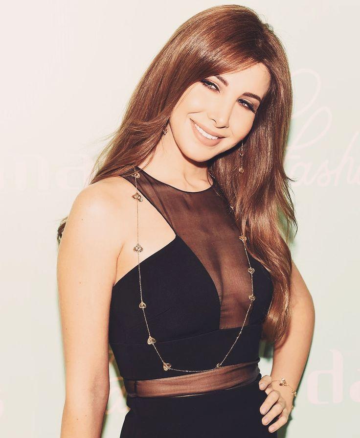 Nancy Ajram for Damas Jewelry