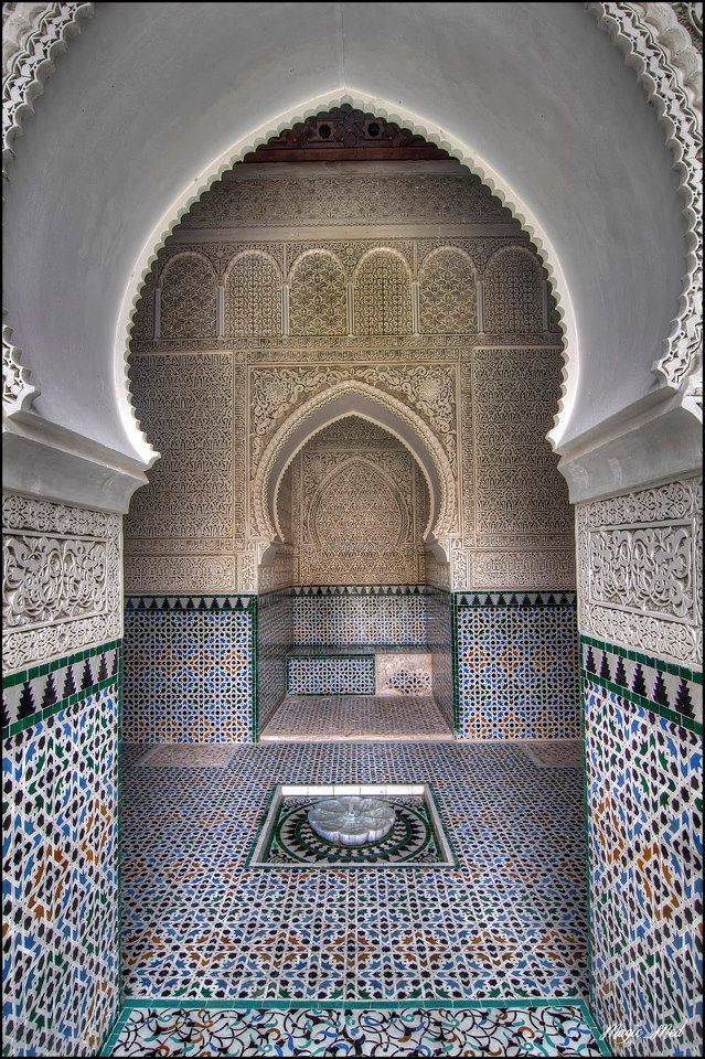 Zianide Royal Palace - Tlemcen, Algeria - Photo by Med Magicmed