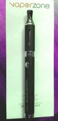 Evod E-Cigarette Review Photo