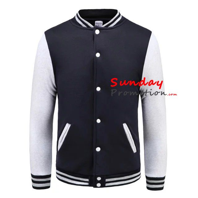Custom Letterman Jackets Patches for High School Pure Cotton 29. www.Sundaypromotion.com make your best custom branded items.