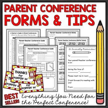 Best 25+ Parent teacher conference forms ideas on Pinterest - meeting feedback form template